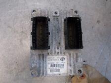 2007 FIAT GRANDE PUNTO 1.2 PETROL ENGINE ECU 51798649