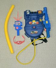 The Real Ghostbusters Proton Pack w/Pke Meter & Armband 1984-86 Kenner Complete
