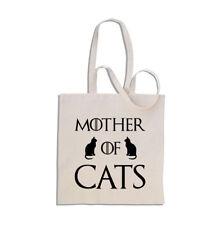 Madre De Gatos-Juego de Tronos parodia-Algodón Bolso