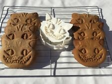Cheshire Cat Cookie Pastry Biscuit Cutter Icing Fondant Baking Alice Wonderland