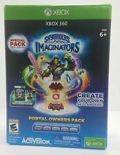 Skylanders Imaginators Portal Owners Pack Xbox 360 Platform Adventure Game NIB