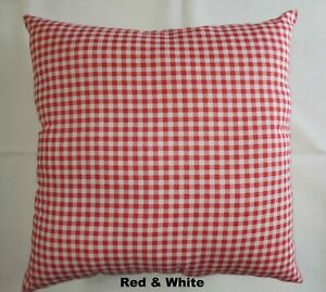 """NEW 16"""" BUFFALO PLAID CHECK FARMHOUSE STYLE #1 PRINT COMPLETE PILLOW - 2 SIDED"""