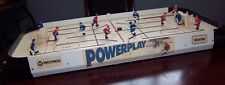 Coleco / WinnWell / Irwin Power Play Table Top Hockey Game 1980's -1990's 3D men
