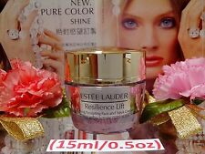 ESTEE LAUDER Resilience Lift Firming Sculpting Face/N Creme◆.5oz/15ml◆FREE/POST!