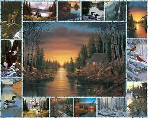 Jigsaw puzzle Landscape Call of the Wild 750 piece NEW Made in USA