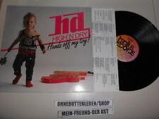 LP Metal High'n Dry - Hands Off My Toy (11 Songs) BELLAPHON / OIS