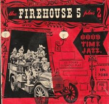 7571 FIREHOUSE 5  GOOD TIME JAZZ