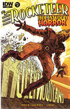 ROCKETEER Hollywood Horror #2 New Bagged