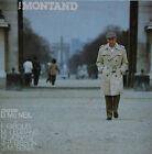 "Vinyle 33T Yves Montand ""Chante D. Mc Neil et F. Giroud, ... """