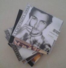 LOTTO 6 CD - JOVANOTTI, SILVESTRI, DALLA, CARTA, BRANDUARDI, BACCINI