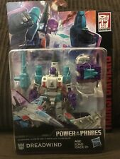 Transformers 2017 Generations Power Of The Primes Deluxe Dreadwind New Sealed