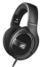 SENNHEISER HD569 Around Ear Headphone with Inline mic Black