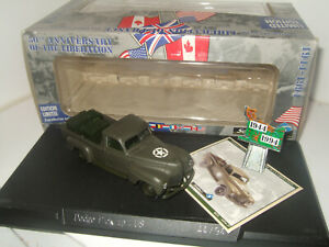 Solido Liberation of France Range US Dodge Pick-Up Diecast Model  in 1:43 scale.