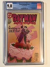 Batman Adventures 16 2004 CGC 9.8 NM/M Batgirl Joker Harley Quinn BEAUTIFUL!
