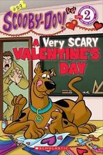 Scooby-Doo Reader #29: A Very Scary Valentine's Day (Level 2), Balaban, Mariah,