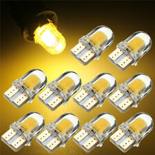 10x T10 194 T15 W5W LED 8SMD COB CANBUS Blinker Innenraumbeleuchtung Signal Gelb