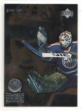 1998-99 Upper Deck McDonald's Gretzky Teammates - #T7 - Grant Fuhr - Oilers