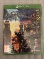 Kingdom Hearts 3 III Microsoft Xbox One Game Brand New & Sealed