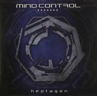 Mind Control - Heptagon (2014)  CD  NEW/SEALED  SPEEDYPOST