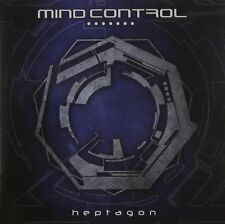 Mind Control - Heptagon (2014)  CD  NEW/SEALED  SPEEDYPOST