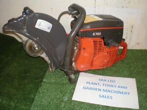 Husqvarna K760 Cut off saw 2 stroke petrol takes 300mm blade vat included SRA3