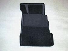 $$$ Rips Fußmatten passend für Mercedes Benz R107 SL / W107 SL + Schwarz + NEU