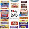 Variety Chocolate Huge 21 Bar Fathers Day Gift Box Hamper Cadbury Nestle Reeses