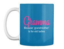 Gramma Because Grandmother Gift Coffee Mug