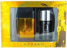 Azzaro Pour Uomo by Azzaro For Men SET: EDT Spray + Deodorant Stick New