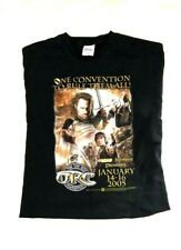 Lords Of The Rings T-shirt (one Convention To Rule Them All) January 14 -16 2005