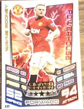 Match Attax 12/13  Rooney Limited Edition MINT