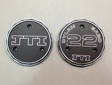 JTI Custom Engraved Engine Cover for 02-09 KLX110 DR-Z110 side ignition dress up