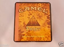 Camel Tin TWIST Tobacco cigarette tin can Stash can