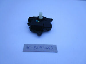 HEATER BOX HVAC ACTUATOR TO SUITE HOLDEN COMMODORE VE WM MODELS 07-13 92192343