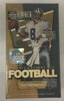 1997 Upper Deck Collector's Choice Football Set 330 Card Box Factory Sealed