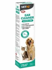 VETIQ Ear Cleaner for Cats & Dogs 100ml Ear Solution alcohol free 3.5oz