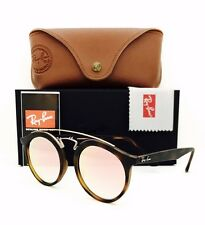 New Ray Ban Sunglasses RB 4256 6267/B9 Matte Havana/Copper 49•20•150 With Case