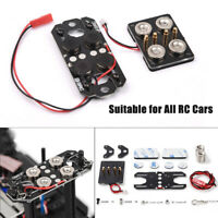 Magnetic Stealth Invisible Body Shell Post Mount for 1:10 RC Car SCX10 D90 TRX4