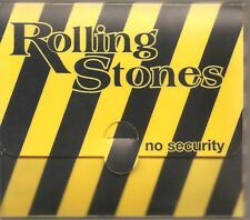 "The Rolling Stones ""no security"" EDIZIONE LIMITATA CD BOX RAR 1000 only"