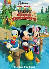 MICKEY MOUSE CLUBHOUSE MICKEY'S GREAT OUTDOORS New Sealed DVD Disney