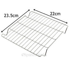 Square Stainless Steel Grill Pan Tray Rack for Rangemaster Oven Cooker