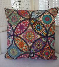 Bohemian Abstract Pop Art Cotton Blend Bed Lounge  Couch Sofa Cushion Cover 45cm