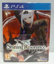 SHINING RESONANCE REFRAIN DRACONIC LIMITED EDITION  PALPLAYSTATION 4 REGION FREE