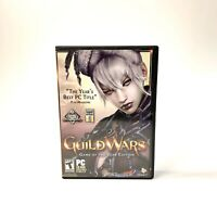 Guild Wars 2005 PC CD ROM FREE ONLINE PLAY TEEN ARENANET NCSOFT