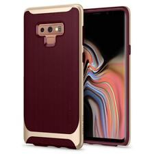 Spigen Galaxy Note 9 Case Neo Hybrid Burgundy