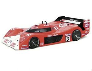 HPI 7581 TOYOTA GT-1 ONE BODY FOR NITRO/ELECTRIC RS4 SUPER RARE LOW NUMBER CARD