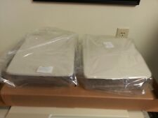Longaberger Large Potluck 2 piece Plastic Protector Set W Lids New Storage