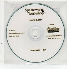 (ET833) Sparrow And The Workshop, Faded Glory - 2011 DJ CD
