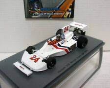 HESKETH 308 #24 JAMES HUNT PRIMERO WINNER DUTCH GP 1975 1/43 SPARK S2239