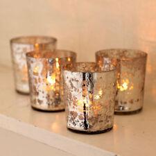 Centritavola e decorazioni in argento per il matrimonio